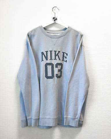RARE Nike sweater XL-Sweater-Thrift On Store