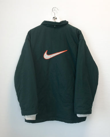 Nike jacket M-Coats & Jackets-Thrift On Store