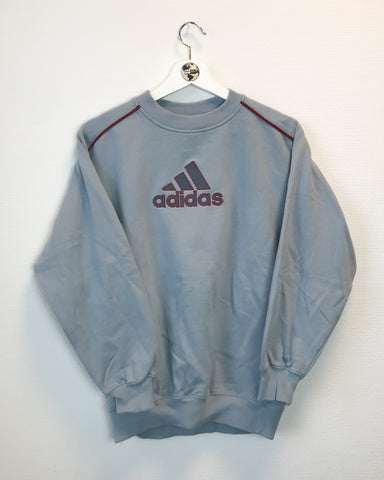Adidas Sweater XS-Sweater-Thrift On Store