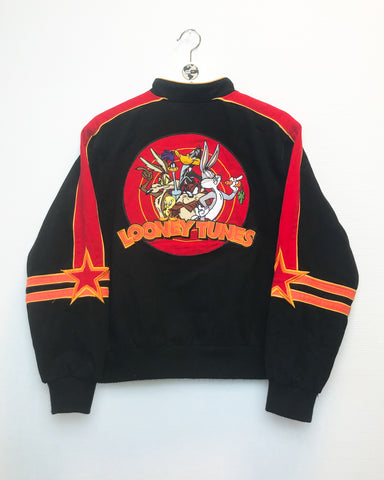 Looney Tunes Jeff Hamilton Jacket S-Coats & Jackets-Thrift On Store