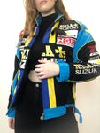 Suzuki Race Jacket M-Coats & Jackets-Thrift On Store