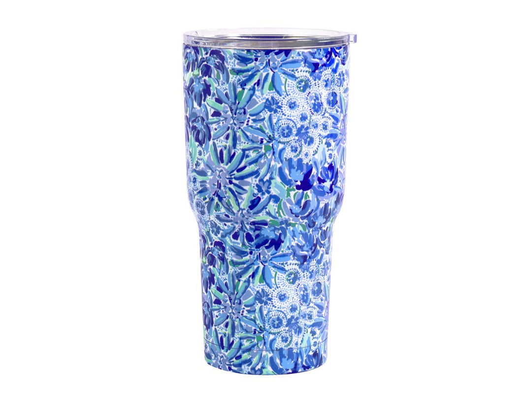 Lilly High Manetenance 30 Oz Tumbler