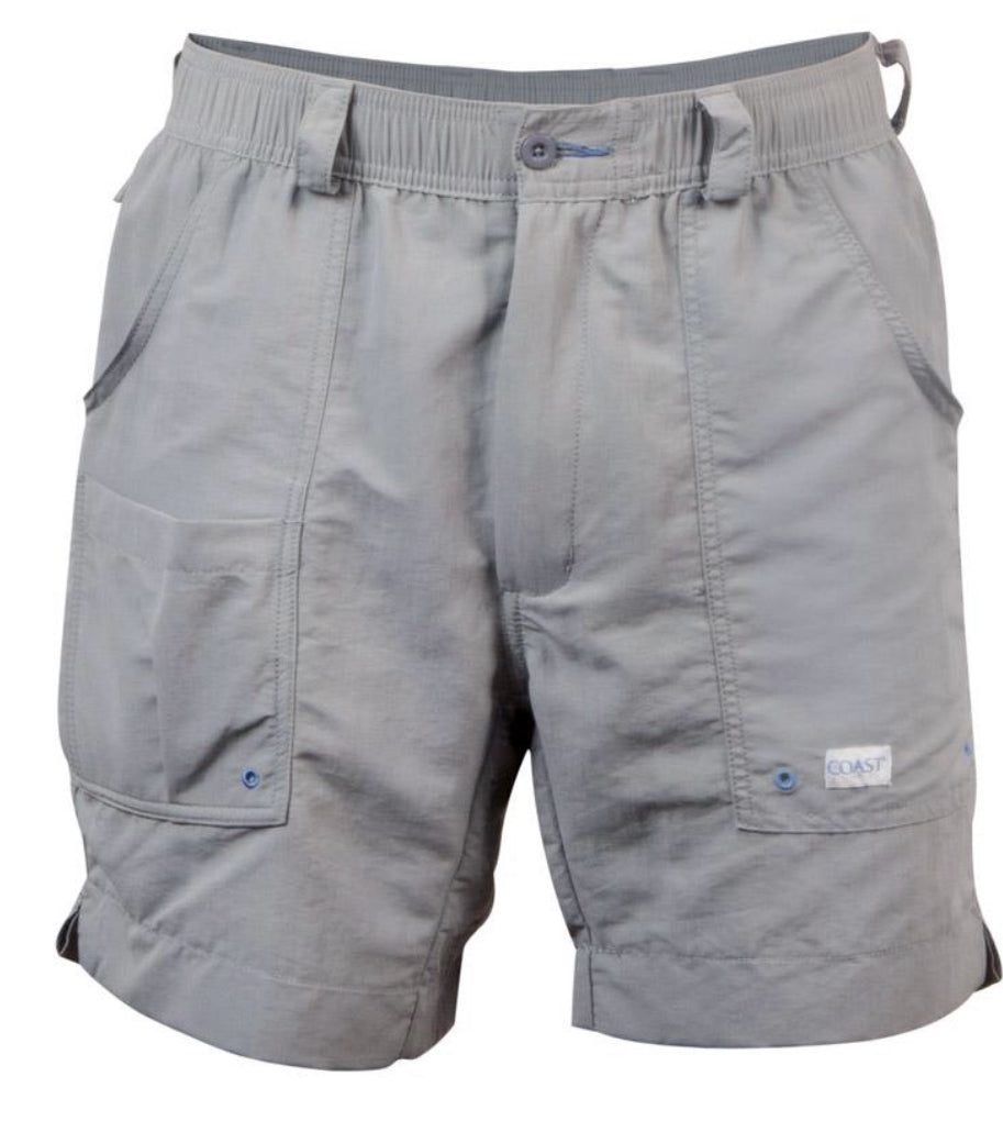 Coast Grey Angler Shorts