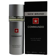 Commando Men's Cologne