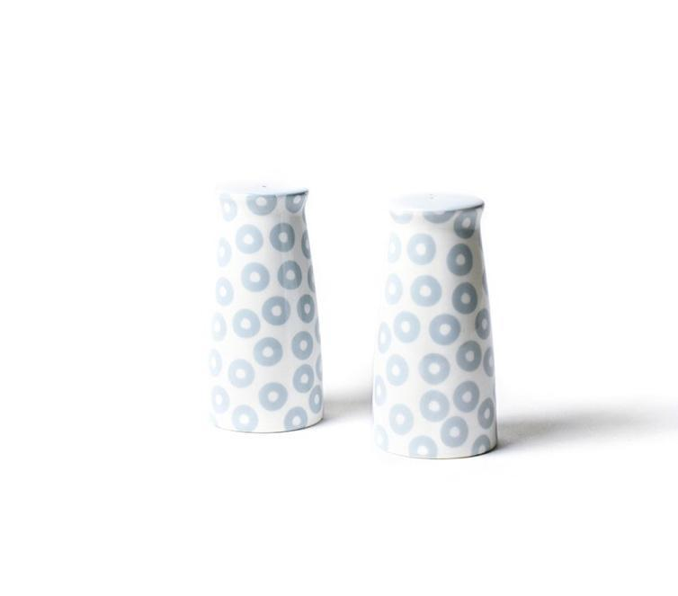 Iris Blue Salt/Pepper Shaker Set