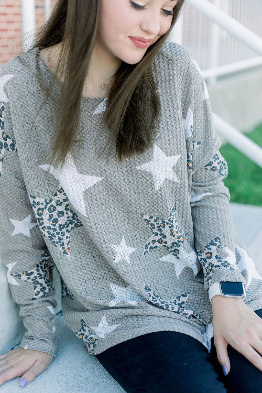 Say Yes To Stargazing Top