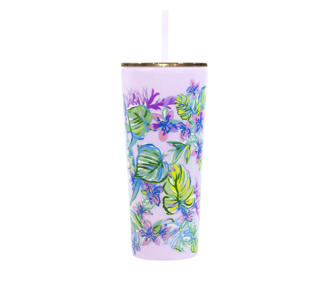 Lilly Mermaid In The Shade Tumbler