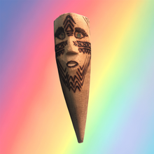 Load image into Gallery viewer, Ashaninka Ancestral Cachimbo (Ceremonial Shamanic Pipe)