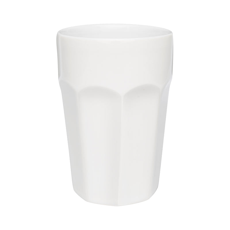 Daily Tumbler Porcelain White Large