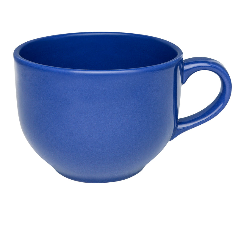 Biona Mug Porcelain Blue Large