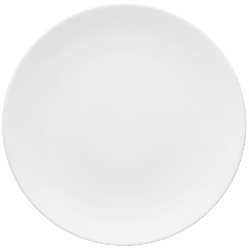 Oxford Dinner Plate Porcelain White Large