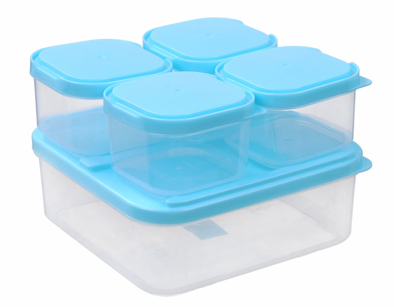 5-In-1 Food Storage Container 5pc