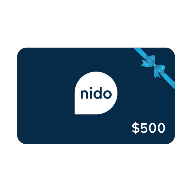 Nido In-Store Gift Card
