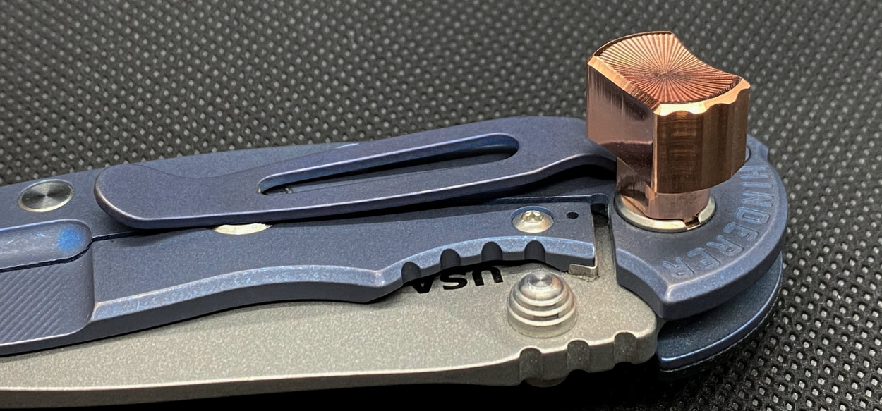 Hinderer Compatible Accessories