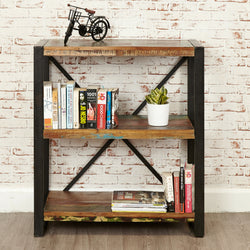 Shoreditch Low Bookcase Shelving Unit - The Orchard Home and Gifts