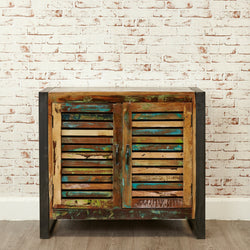 Shoreditch Two Door Small Sideboard - The Orchard Home and Gifts