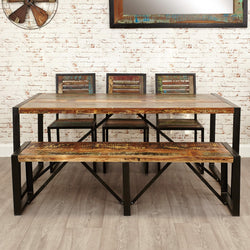 Shoreditch Dining Table Large - The Orchard Home and Gifts