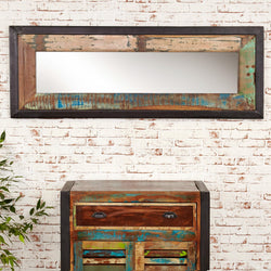 Shoreditch Wall Mirror Oblong Large - The Orchard Home and Gifts