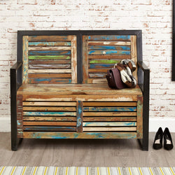 Shoreditch Monks Storage Bench - The Orchard Home and Gifts