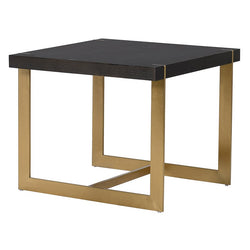 Morcott Storm End Side Table