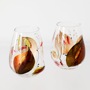 Stemless Glass (Set of 4)