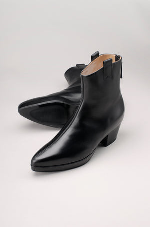 Ankle Boots High - Black