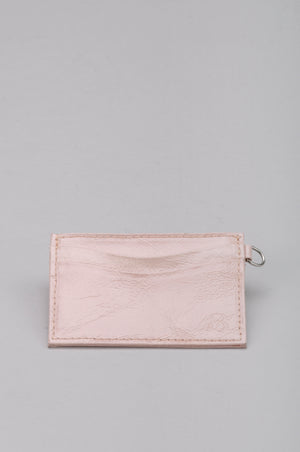 Penia 5 Slot Card Holder - Nude