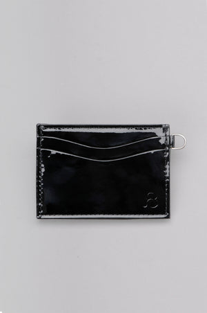 Penia 5 Slot Card Holder - Black