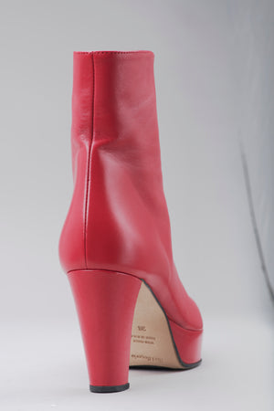 Donna High Heels - Rosso