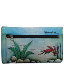 Load image into Gallery viewer, Checkbook Clutch Wallet - 1042