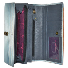 Load image into Gallery viewer, Accordion Flap Wallet - 1095