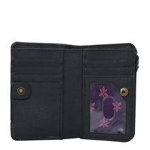 Load image into Gallery viewer, Two-Fold Small Organizer Wallet - 1166