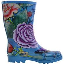 Load image into Gallery viewer, MID-CALF RAIN BOOT - 3201