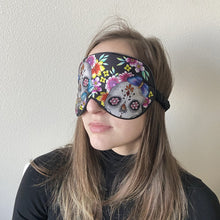 Load image into Gallery viewer, 100% Silk Padded Eye Mask - 3302