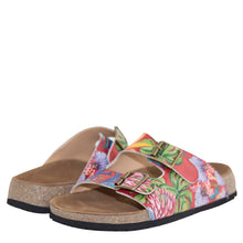 Load image into Gallery viewer, KYRA PRINTED LEATHER SANDAL - 4211