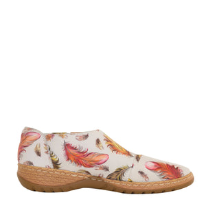 MITA PRINTED LEATHER MARY JANE - 4215