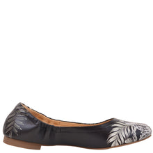 Load image into Gallery viewer, NATALIE PRINTED LEATHER BALLET FLAT - 4221