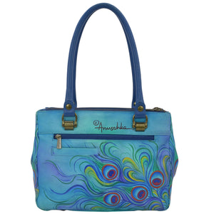 Triple Compartment Medium Tote - 626