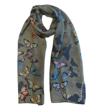 Load image into Gallery viewer, Printed Chiffon Scarf - 3300