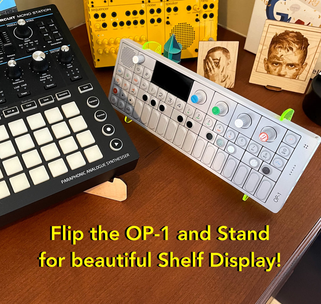The Best OP-1 Stand for Playing and Displaying - what makes it the best?
