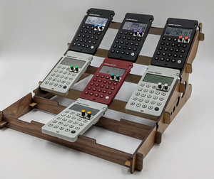 Collecting Pocket Operators pushed me to create PO Racks from One to Nine