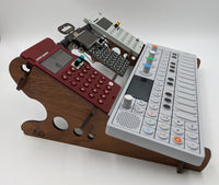 OP-1 Plus Three Pocket Operator Combo Rack / Stand - Make the most of your Teenage Engineering Devices