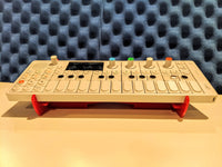 Special Red or Black Edition OP-1 Angled Desktop Stand - for Teenage Engineering OP-1 Device