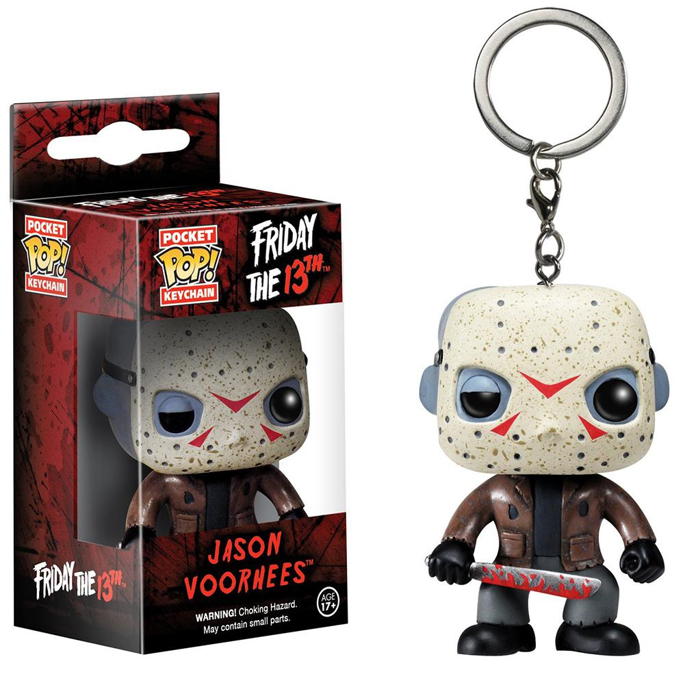 Funko Pop! - Friday The 13th - Jason Voorhees Keychain