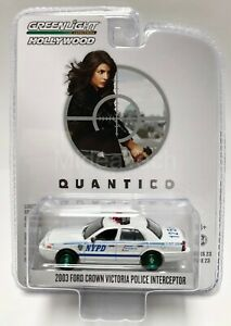 Greenlight  Quantico 2003 Ford Victoria Interceptor