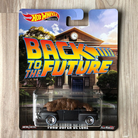 Hot Wheels Back To The Future - Ford Super Deluxe