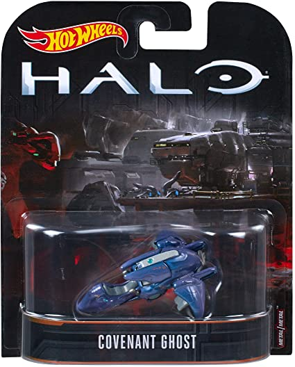 Hot Wheels Halo - Covenant Ghost
