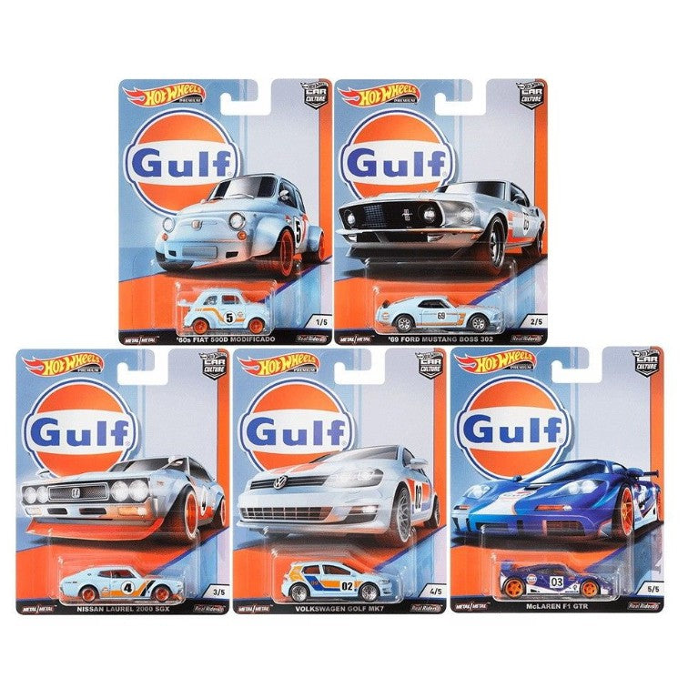 Hot Wheels Gulf Series