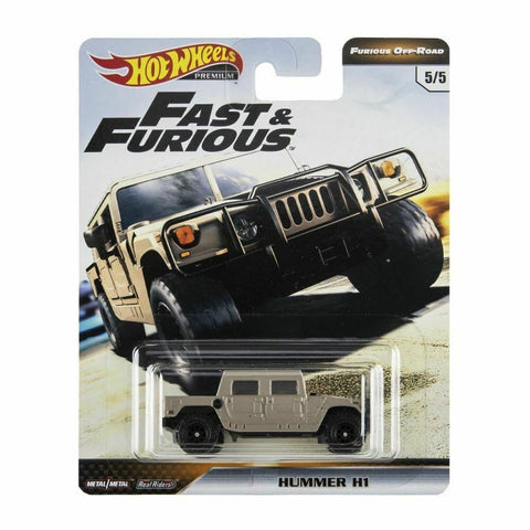 Hot Wheels Fast & Furious (Furious Off-Road) - Hummer H
