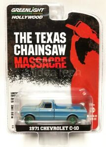 Greenlight The Texas Chainsaw Massacre 1971 Chevy C-10